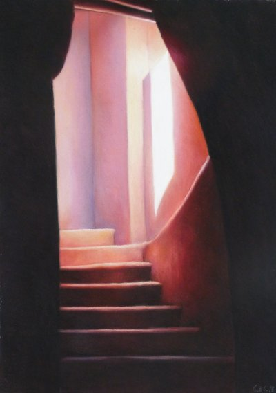 Staircase, Tamdaght A